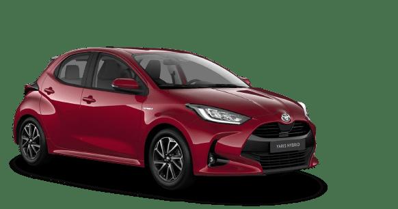 Toyota Yaris lease