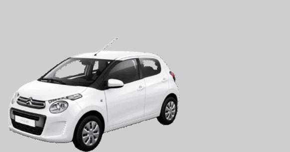 Citroën C1 private lease